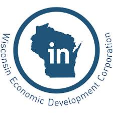 Wisconsin Economic Development Corporation logo