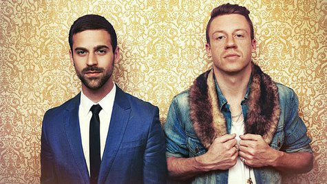 Image courtesy of Facebook.com/Macklemore (via ABC News Radio)