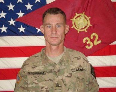 Sgt. Mark Schoonhoven