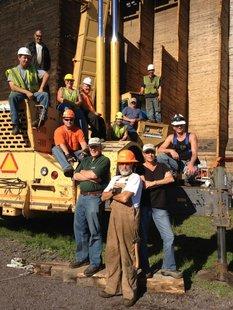 Woodchuck Crew