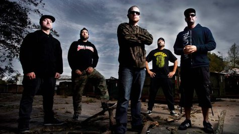 Image courtesy of Facebook.com/Hatebreed (via ABC News Radio)