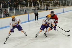 UW Stevens Point Men's Hockey, photo courtesy UWSP Athletics