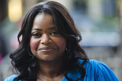 "Octavia Spencer arrives for the gala presentation of the film ""Smashed"" at the 37th Toronto International Film Festival, September 12, 2012."