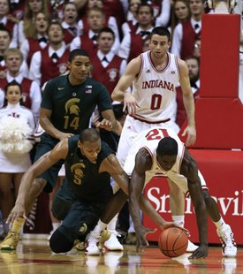Michigan State vs Indiana