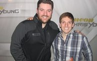 Chris Young Meet and Greet 1/26/2013 8
