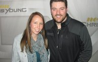 Chris Young Meet and Greet 1/26/2013 2