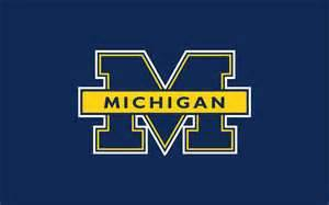 Michigan logo.