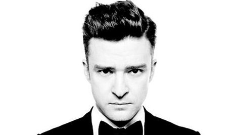 Image courtesy of Facebook.com/JustinTimberlake (via ABC News Radio)