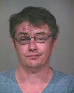 Actor Jason London is shown in this booking photo provided by Scottsdale Police Department in Scottsdale, Arizona January 29, 2013. REUTERS/