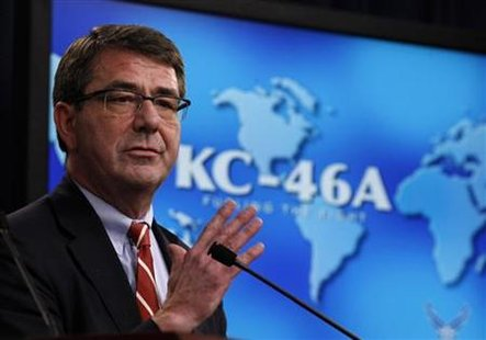 Pentagon acquisitions chief Ashton Carter
