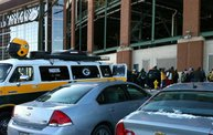 Fans Froze in Line for Donald Driver Retirement Ceremony Tickets 8