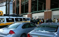 Photo Coverage :: The Line for Donald Driver Retirement Ceremony Tickets 8
