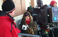Fans Froze in Line for Donald Driver Retirement Ceremony Tickets 3