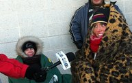 Fans Froze in Line for Donald Driver Retirement Ceremony Tickets 7