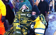 Photo Coverage :: The Line for Donald Driver Retirement Ceremony Tickets 1