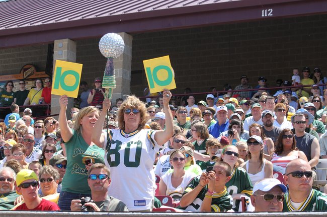 Warmer weather highlights from the 2012 Donald Driver Charity Softball Game in Appleton
