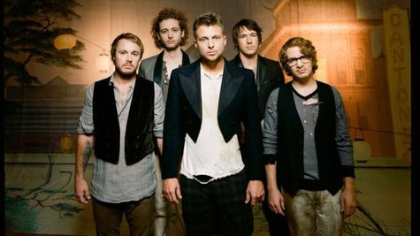 Image courtesy of Facebook.com/OneRepublic (via ABC News Radio)