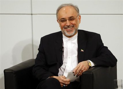 Iranian Foreign Minister Ali Akbar Salehi arrives at the 49th Conference on Security Policy in Munich February 3, 2013. REUTERS/Michael Dald