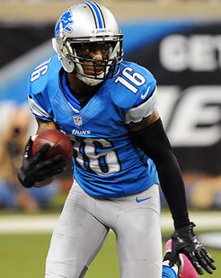 Lions released Titus Young Sr. on Monday