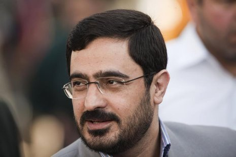 Former Tehran Prosecutor General Saeed Mortazavi attends an execution by hanging in Tehran in this August 2, 2007 file photo. REUTERS/Mortez