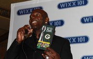 Our 15 Favorite Donald Driver Shots as Caught by the WIXX Cameras 5