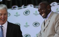 Donald Driver Retirement Ceremony 21