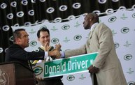 Donald Driver Retirement Ceremony 11