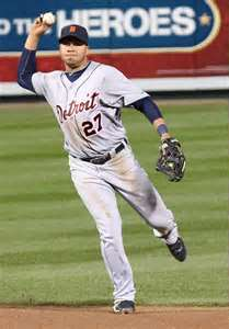 Tigers' shortstop Jhonny Peralta