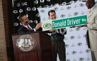 Donald Driver Retirement Ceremony 1