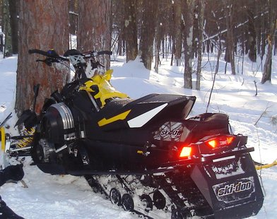 Snowmobile accident fatal