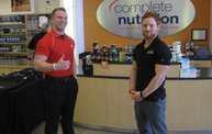 Q106 at Complete Nutrition (2-9-13) 1