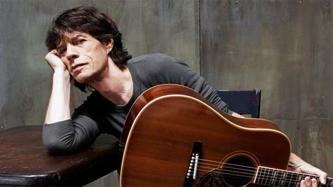 Image courtesy of MickJagger.com (via ABC News Radio)