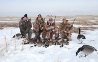 Tom Mitchell hunting in Pierre, SD: Cover Image