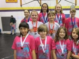 2012 Branch County Science Olympiad winners