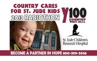 Y100 Country Cares for St. Jude Kids Radiothon - Day 1 17