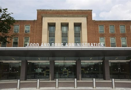 A view shows the U.S. Food and Drug Administration (FDA) headquarters in Silver Spring, Maryland August 14, 2012. REUTERS/Jason Reed