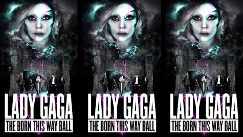 Image courtesy of Facebook.com/LadyGaga (via ABC News Radio)