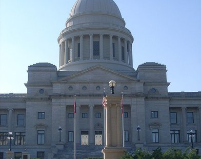 Arkansas State Capitol - File photo by cliff1066