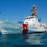Coast Guard Cutter Nantucket - File photo by uscgpress