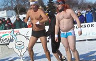Murphy, Jake, Tommy, Nick & Corey Host Polar Plunge 2013 in Oshkosh 2