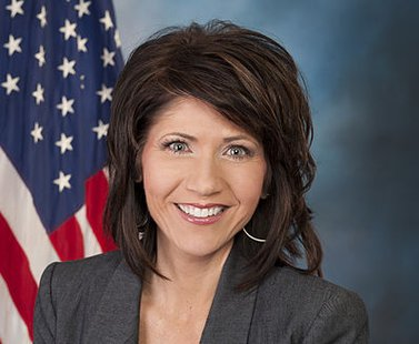 Representative Kristi Noem (R-SD) - Public domain photo