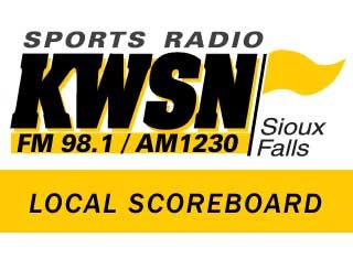 KWSN Scoreboard