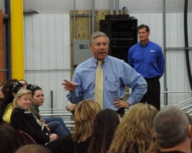 US House Rep. Fred Upton (R-St. Joseph)