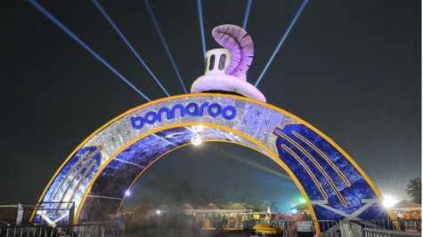 Image courtesy of Facebook.com/Bonnaroo (via ABC News Radio)