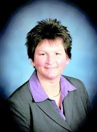 Coldwater Superintendent Dr Tina Kerr