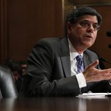 Jack Lew, President Barack Obama's nominee to lead the U.S. Treasury Department, testifies before the Senate Finance Committee on Capitol Hi