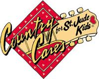 Country Cares for St. Jude Kids logo