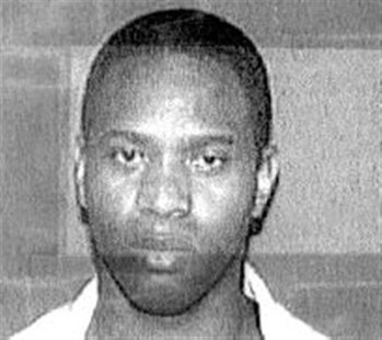 Carl Henry Blue is seen in an undated handout photo from the Texas Department of Criminal Justice. The state of Texas is preparing to execut
