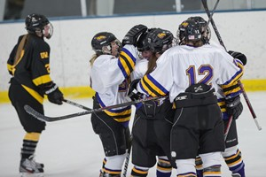 UW Stevens Point Women's Hockey