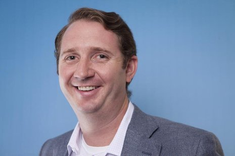 Tim O'Shaughnessy, CEO and Co-Founder of LivingSocial, poses for a photo at the Reuters Consumer and Retail Summit in New York September 11,